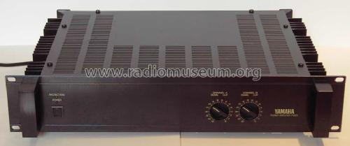 Power amplifier p2075 ampl mixer yamaha co hamamatsu buil for Yamaha power amp mixer