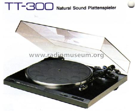 TT-300; Yamaha Co.; (ID = 1033385) R-Player