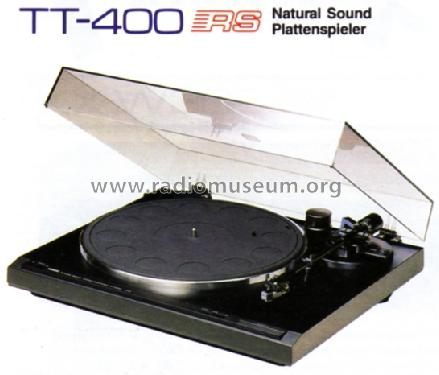 TT-400; Yamaha Co.; (ID = 1033394) R-Player