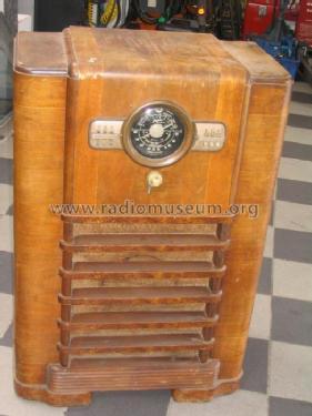 10S464 10-S-464 Ch=1005 Radio Zenith Radio Corp