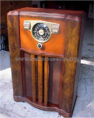 10S567 10-S-567 Ch= 10A1 Radio Zenith Radio Corp