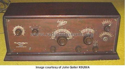 3R Long Distance Receiver-Amplifier; Zenith Radio Corp.; (ID = 58469) Radio