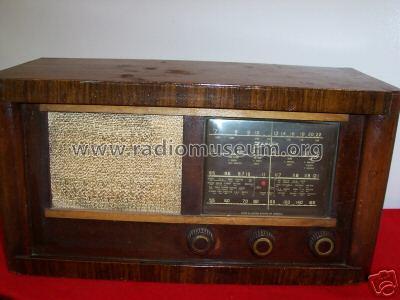 5S042BT 5-S-042-BT Ch=5C63-BT Radio Zenith Radio Corp