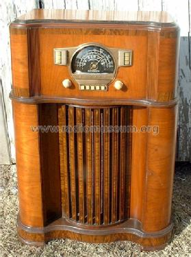 7S558 Chassis 7A02; Zenith Radio Corp.; (ID = 50340) Radio