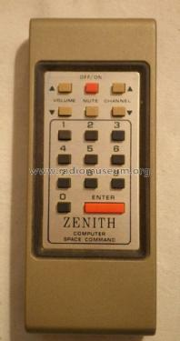 Computer Space Command ; Zenith Radio Corp.; (ID = 1380573) Misc