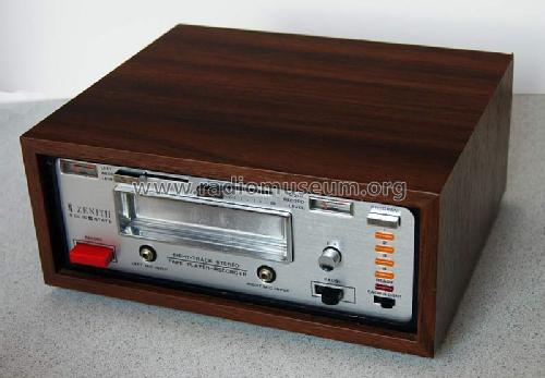 eight track 8 stereo tape r player zenith radio corp rh radiomuseum org eight track players crossword clue eight track player repair