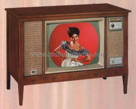 6251HU The Vercelli ; Zenith Radio Corp.; (ID = 1052882) Television