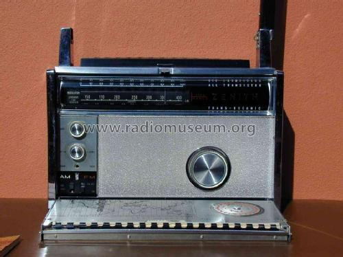 Trans-Oceanic Royal 3000-1 Ch= 12KT40Z3 or 12KT40Z8; Zenith Radio Corp.; (ID = 53446) Radio