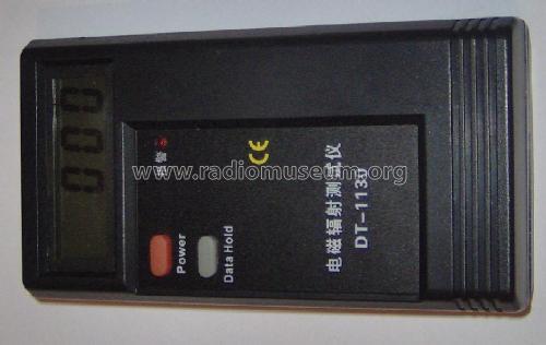 Electromagnetic Radiation Detector DT-1130 Equipment Zhangzh