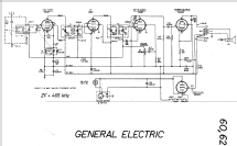 62 ; General Electric Co. (ID = 18316) Radio