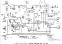 SCR-694 BC-1306 Radio Receiver and Trans; MILITARY U.S. (ID = 1974056) TRX