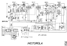 705 Ch= AS-16; Motorola Inc.; (ID = 18690) Car Radio