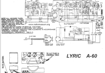Lyric A60; All American Mohawk, (ID = 23986) Car Radio