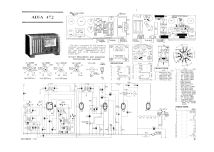 alba 472; Balcombe Ltd., Brand (ID = 2252943) Radio