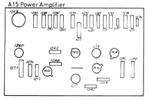 Stereo Amplifier 521; Armstrong Wireless (ID = 2012517) Ampl/Mixer