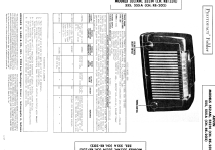 555 Ch= RE-202; Arvin, brand of (ID = 618780) Radio