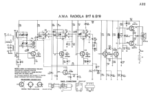 Radiola Eight B18; Amalgamated Wireless (ID = 1685753) Radio