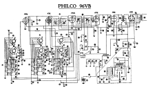 96VB; Philco Radio & (ID = 714239) Radio