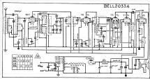 Radiobell 6 ; Bell Telephone Mfg. (ID = 148317) Radio