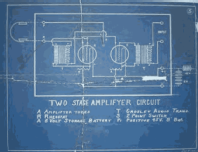Two-Step Amplifier or 2-stage Audio Amp. ; Crosley Radio Corp.; (ID = 1170429) Ampl/Mixer