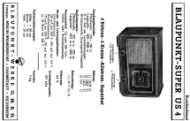 US4; Blaupunkt Ideal, (ID = 1748446) Radio