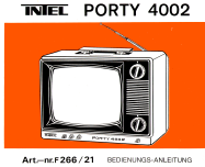 Porty 4002; Intel, Interelectric (ID = 1507122) Television