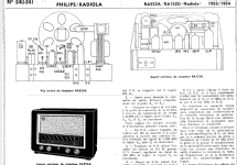 BF121U; Philips France; (ID = 98825) Radio