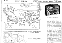 BF121U; Philips France; (ID = 98826) Radio