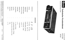 AR1941; QUELLE GmbH (ID = 938948) Car Radio