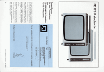 FE178P electronic; Telefunken (ID = 2086213) Television