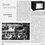 FE8T; Telefunken (ID = 2479405) Television