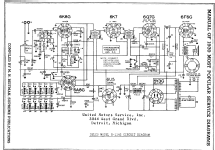 Delco R-1142; United Motors (ID = 209751) Radio