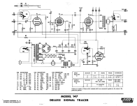 Signal Tracer 147; EICO Electronic (ID = 1589847) Equipment