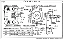 Bloc 359; Alvar Electronic; (ID = 1041213) Radio part