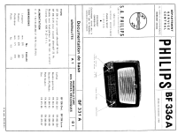 BF336A Luxe; Philips France; (ID = 1487644) Radio