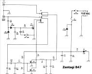 Solid State Linear Amplifier B47 Citizen Zetagi S.p.A.;