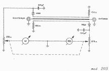 SWR Power Meter 203 Amateur-D Zetagi S.p.A.; Concorezzo, Mil