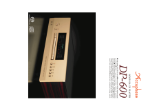 MDSD SA-CD Player DP-600; Accuphase Laboratory (ID = 2083254) R-Player