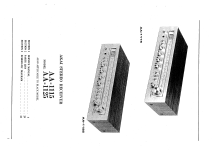AA-1115; Akai Electric Co., (ID = 2489777) Radio
