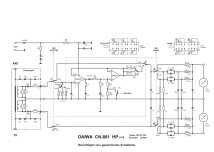 daiwa cn 801hp schematic: Cross needle swr power meter cn 801 hp amateur d daiwa ind