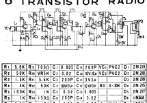 Global Transistor GR-711; Global Mfg. Co.; (ID = 310786) Radio