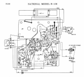 National R-106; Panasonic, (ID = 1705079) Radio