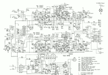 tapecorder tc 500a r player sony corporation tokyo build 1 rh radiomuseum org Sony Stereo Wiring Diagram Sony Cdx Ca650x Wiring