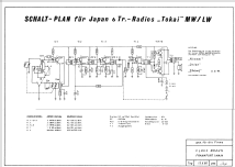 LA-611; Tokai Wireless Co., (ID = 895574) Radio