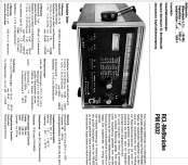RCL Bridge PM6302; Philips Radios - (ID = 1170716) Equipment