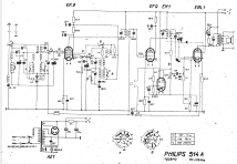 514A; Philips akc. spol., (ID = 36687) Radio