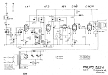 522A4; Philips akc. spol., (ID = 36694) Radio