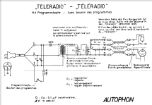Teleradio ; Autophon AG inkl. (ID = 16552) Wired-W