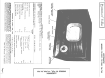 TV-700 ; Automatic Radio Mfg. (ID = 1527228) Television