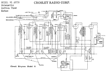 Roamio 91; Crosley Radio Corp.; (ID = 295845) Car Radio